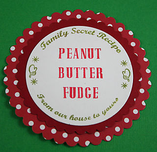 Peanut Butter Fudge Tag