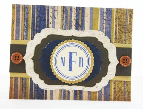 Labels 4 Brayton Masculine card