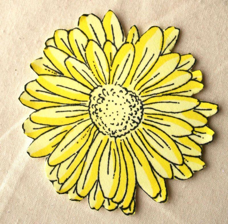 Yellow Daisy 2