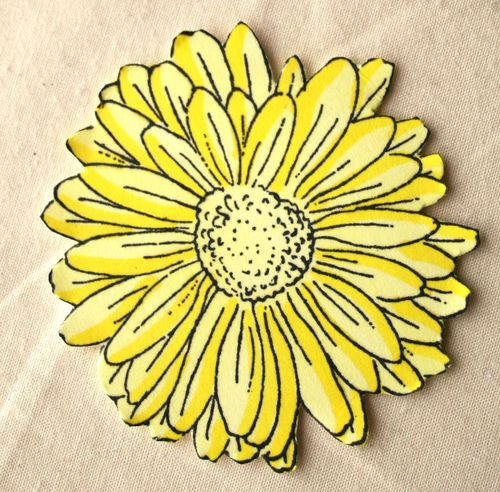 Yellow Daisy 2