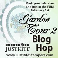Garden Tour 2 - Blog Hop Icon