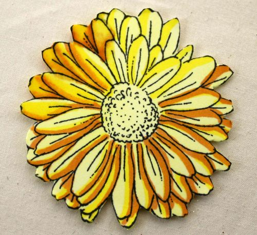 Yellow Daisy 3