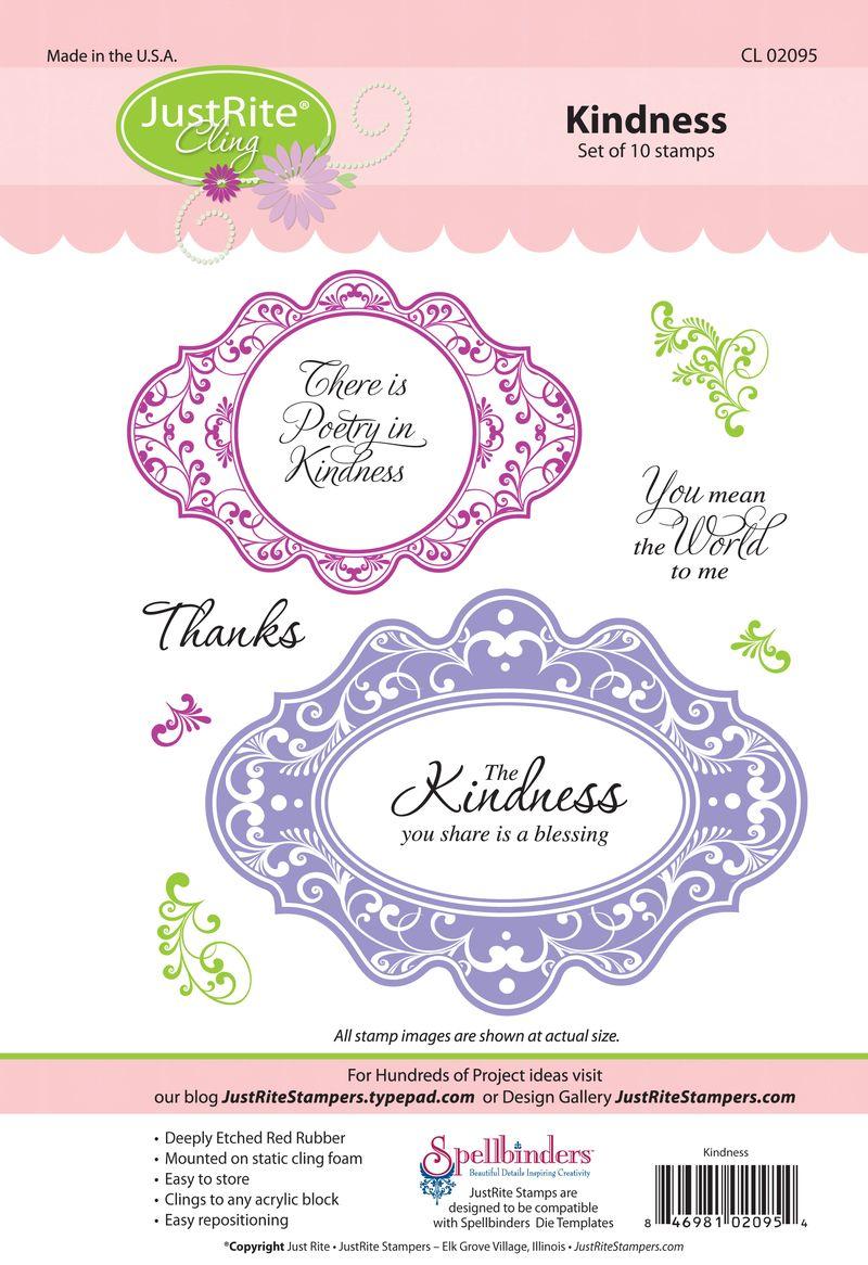 JR CL 02095 Kindness Web
