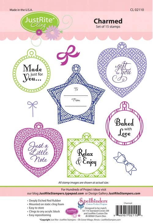 JR CL 02110 Charmed PACKAGE