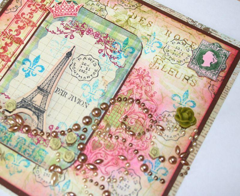 Kellie's Card Close up Richer Color