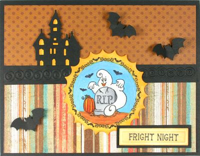 Fright Night Card