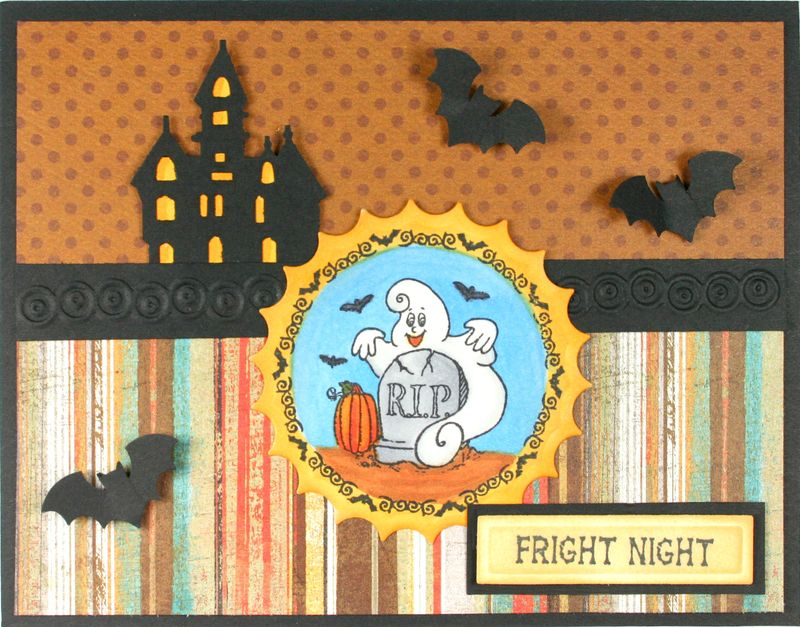 Fright Night Card