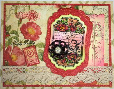 Kelliie's Card