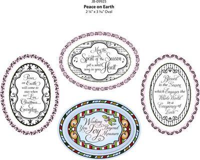 JB-09920 Peace on Earth IMPRESSION