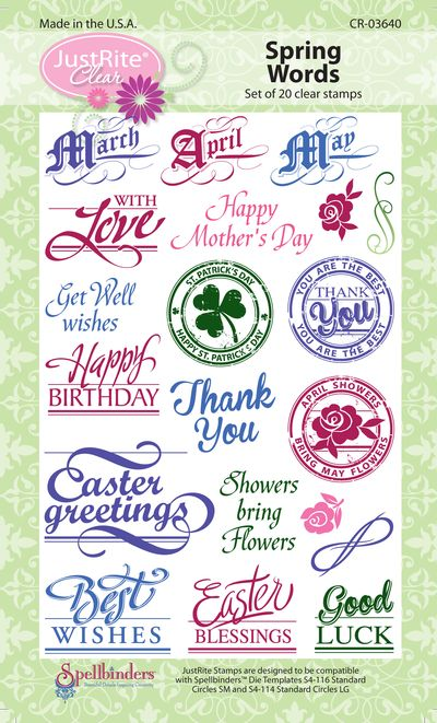 JR CR-03640 Spring Words PACKAGE-1 (2)