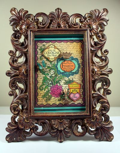 Fragrant Garden Frame Two