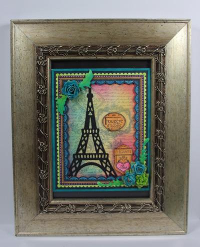 Fragrant Garden Frame