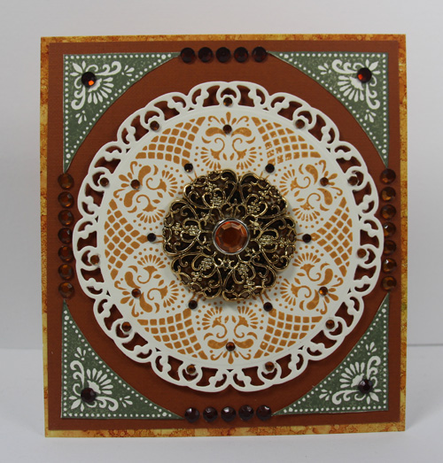 Kellie Fortin Doilies and Lace