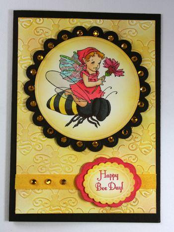 Bee Ride Photo One