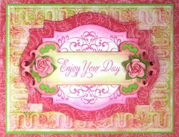 Enjoy Your Day B