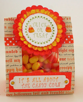 It's all about the candy corn