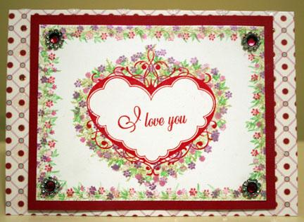 Happy Valentine's Day - I love you