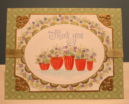 Thank you - Pottery Garden