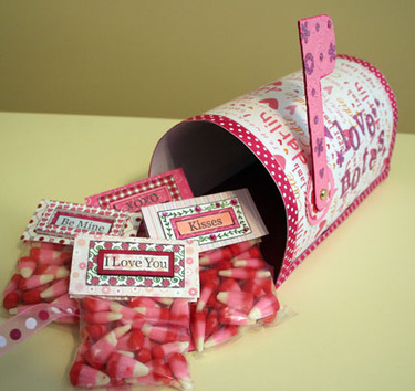 Homemade Valentine's Day Mailbox - Associated Content from Yahoo!
